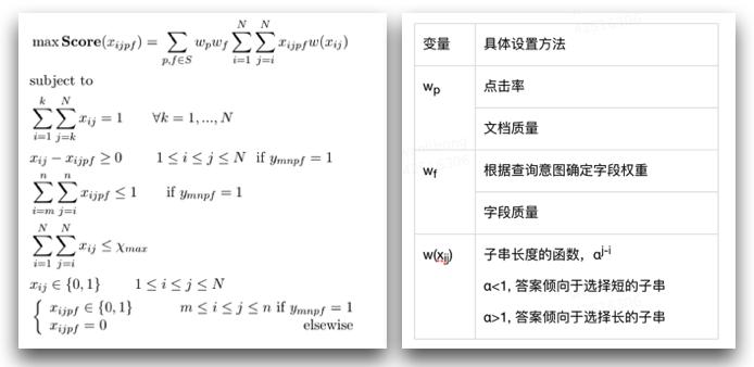图 10 短语生成问题抽象以及参数设置方法